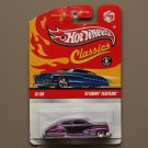 Hot Wheels 2009 Classics Series 5 '47 Chevy Fleetline (purple)