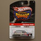Hot Wheels 2010 Larry's Garage Purple Passion Woody (black) (SEE CONDITION)