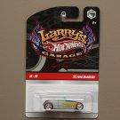 Hot Wheels 2009 Larry's Garage '33 Ford Roadster (silver/black)