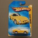 Hot Wheels 2009 HW Premiere Ferrari 250 GTO (yellow) (SEE CONDITION)