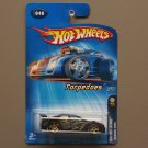 Hot Wheels 2005 First Editions (Torpedoes) Subaru WRX (black) (SEE CONDITION)