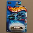 Hot Wheels 2004 Pride Rides Cunningham C4R (champagne)