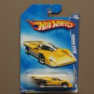 Hot Wheels 2009 HW Special Features Ferrari 512 M (yellow)