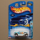 Hot Wheels 2003 Track Aces Hooligan (blue)