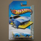Hot Wheels 2013 HW City Mad Manga (blue)