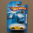 Hot Wheels 2008 HW All Stars Saleen S7 (yellow)