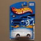 Hot Wheels 2001 First Editions Cunningham C4R (white)