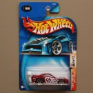 Hot Wheels 2003 Tech Tuners Super Tsunami (red)