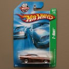 Hot Wheels 2008 Treasure Hunts Dodge Challenger Funny Car (copper)