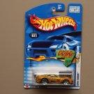 Hot Wheels 2002 First Editions Super Tsunami (gold)