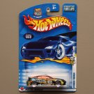 Hot Wheels 2003 First Editions Hyundai Tiburon (black)