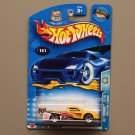 Hot Wheels 2003 All Terrain Pikes Peak Toyota Tacoma (yellow)
