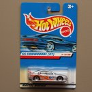 Hot Wheels 2000 First Editions Holden Commodore SS (VT) (silver)