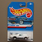 Hot Wheels 2000 First Editions '68 El Camino (white)