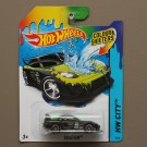 Hot Wheels 2014 Color Shifters 24/Seven (black to green)