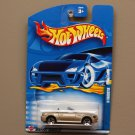 Hot Wheels 2002 Collector Series BMW M Roadster (champagne)