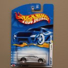 Hot Wheels 2002 First Editions Saleen S7 (silver)