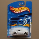 Hot Wheels 2002 First Editions Nissan Z (silver)