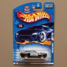 Hot Wheels 2002 Collector Series '70 Mustang Mach 1 (black)