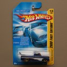 Hot Wheels 2008 First Editions Custom '62 Chevy (blue)