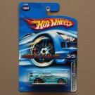 Hot Wheels 2006 Dropstars Nissan Skyline GT-R (R32) (turquoise)