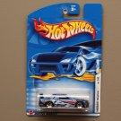 Hot Wheels 2002 First Editions Nissan Skyline (blue)