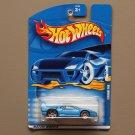 Hot Wheels 2001 Collector Series Ferrari F40 (blue) (SEE CONDITION)