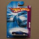 Hot Wheels 2008 Exotics Enzo Ferrari (blue)