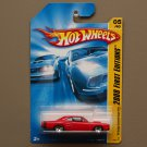 Hot Wheels 2008 First Editions '69 Dodge Coronet Super Bee (red)