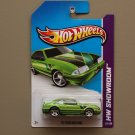 Hot Wheels 2013 HW Showroom '92 Ford Mustang (green)