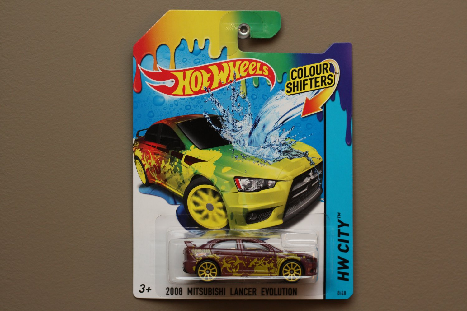 hot wheels 2015 color shifters 2008 mitsubishi lancer. Black Bedroom Furniture Sets. Home Design Ideas