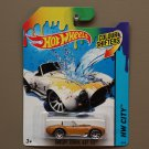 Hot Wheels 2015 Color Shifters Shelby Cobra 427 S/C (tan to white)