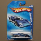 Hot Wheels 2009 HW Special Features Ferrari 512 M (blue)