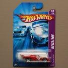 Hot Wheels 2007 Engine Revealers Ferrari 512 M (orange)