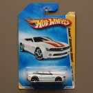 Hot Wheels 2008 First Editions Camaro Convertible Concept (white)