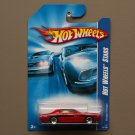 Hot Wheels 2007 HW All Stars '74 Dodge Charger (red)