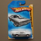 Hot Wheels 2008 First Editions '69 Dodge Coronet Super Bee (silver)