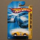 Hot Wheels 2007 First Editions Ferrari 250 LM (yellow)