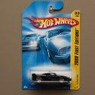 Hot Wheels 2008 First Editions Ferrari FXX (black)