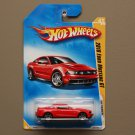 Hot Wheels 2009 HW Premiere 2010 Ford Mustang GT (red)