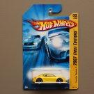 Hot Wheels 2007 First Editions Porsche Cayman S (yellow)