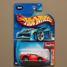 Hot Wheels 2004 First Editions Tooned Enzo Ferrari (red)