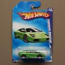 Hot Wheels 2009 Dream Garage Lamborghini Murcielago (green)