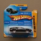 Hot Wheels 2010 HW Premiere '81 Delorean DMC-12 (black)