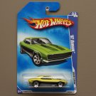 Hot Wheels 2009 Dream Garage '67 Camaro (lime green)