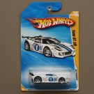 Hot Wheels 2009 HW Premiere Ford GT LM (white)