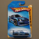 Hot Wheels 2010 HW Premiere Dodge Charger Drift Car (blue)