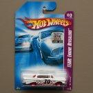 Hot Wheels 2008 Team Engine Revealers '57 Chevy Bel Air (white)