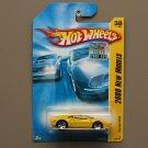 Hot Wheels 2008 New Models Ferrari 288 GTO (yellow)