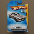 Hot Wheels 2008 New Models '69 Chevelle SS 396 (silver)